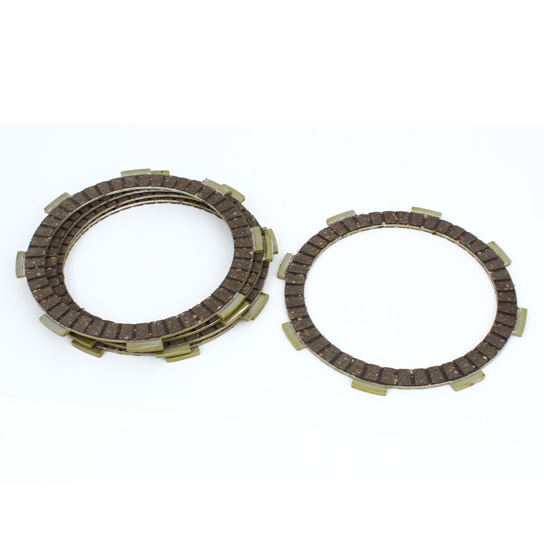 Motorcycle Autobike Clutch Plates Assembly 5 Pcs for Honda CG125