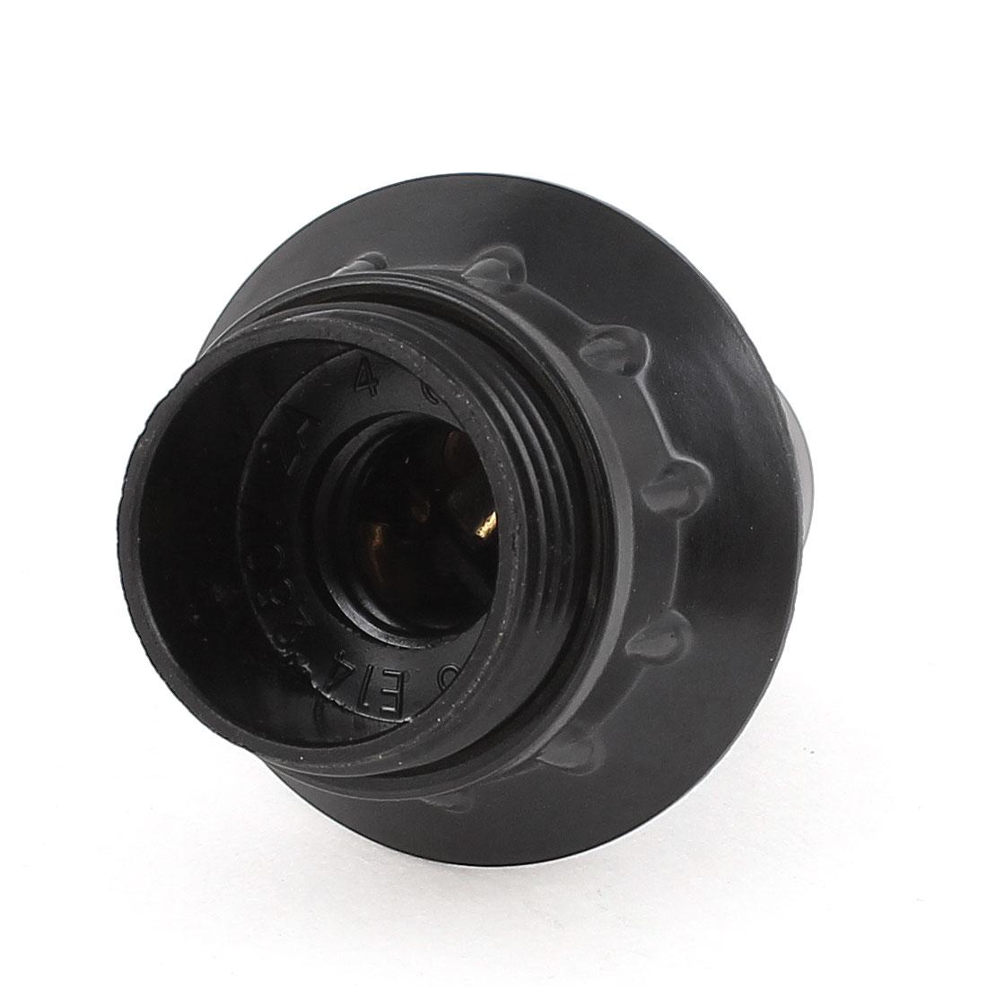 E14 Bulb Base Holder Pendant Lamp Locking Socket Converter AC 110V-220V