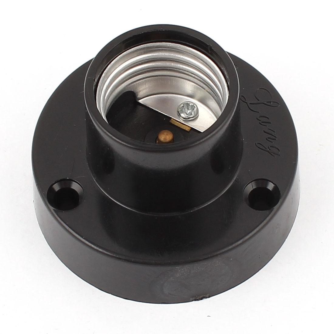 E27 Bulb Base Light Screw Lamp Socket Adapter Converter AC 110V-220V