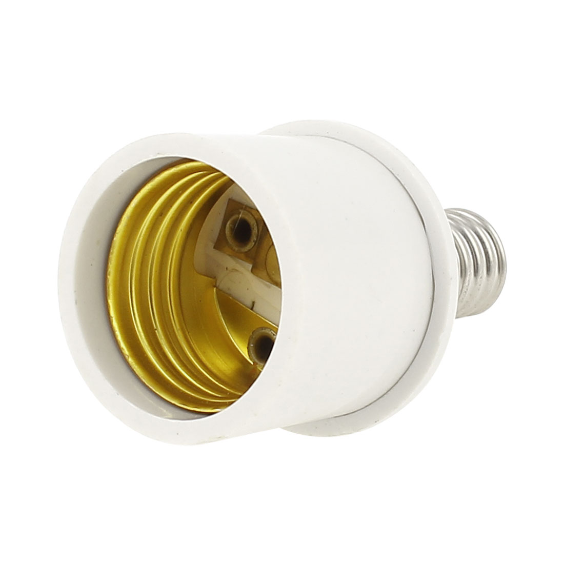 E14 to E27 Bulb Holders Light Screw Lamp Socket Adapters AC 110V-220V