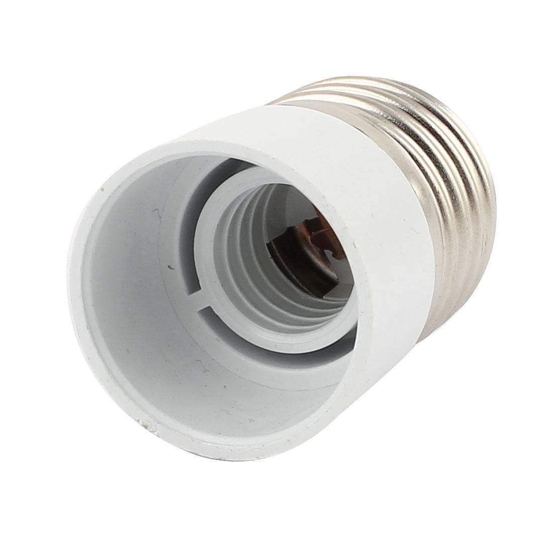 E27 to E14 Bulb Base Holders Light Screw Lamp Socket Converter AC 110V-220V