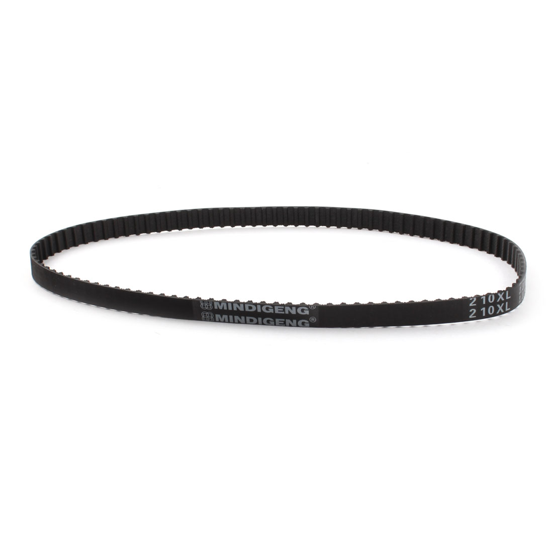 "210XL 21"" Girth 5.08mm Pitch 105-Teeth Black Rubber Industrial Synchro Machine Synchronous Timing Belt"