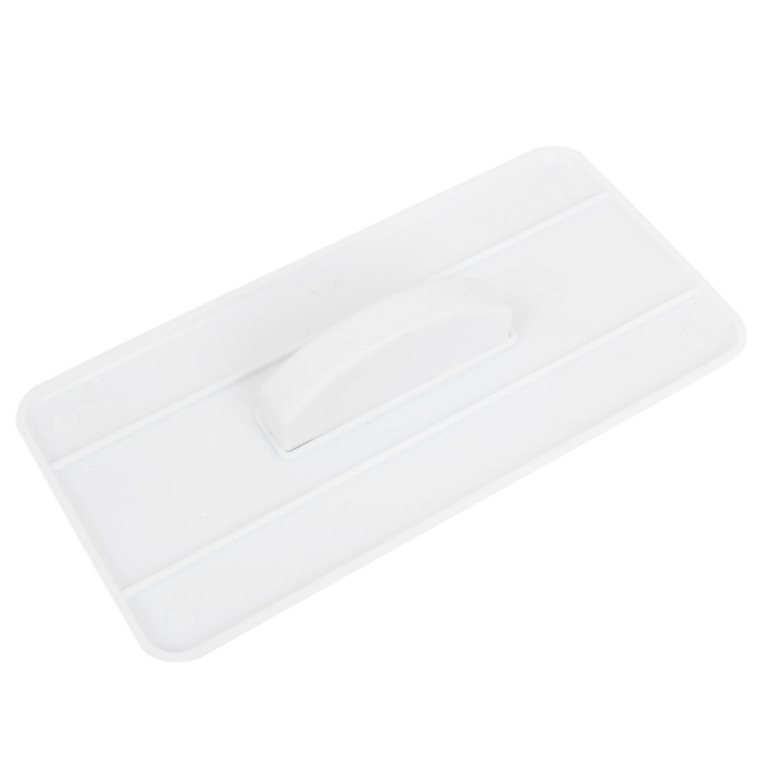 White Polisher Tools Cutter Decorating Fondant Sugarcraft Mold Cake Smoother