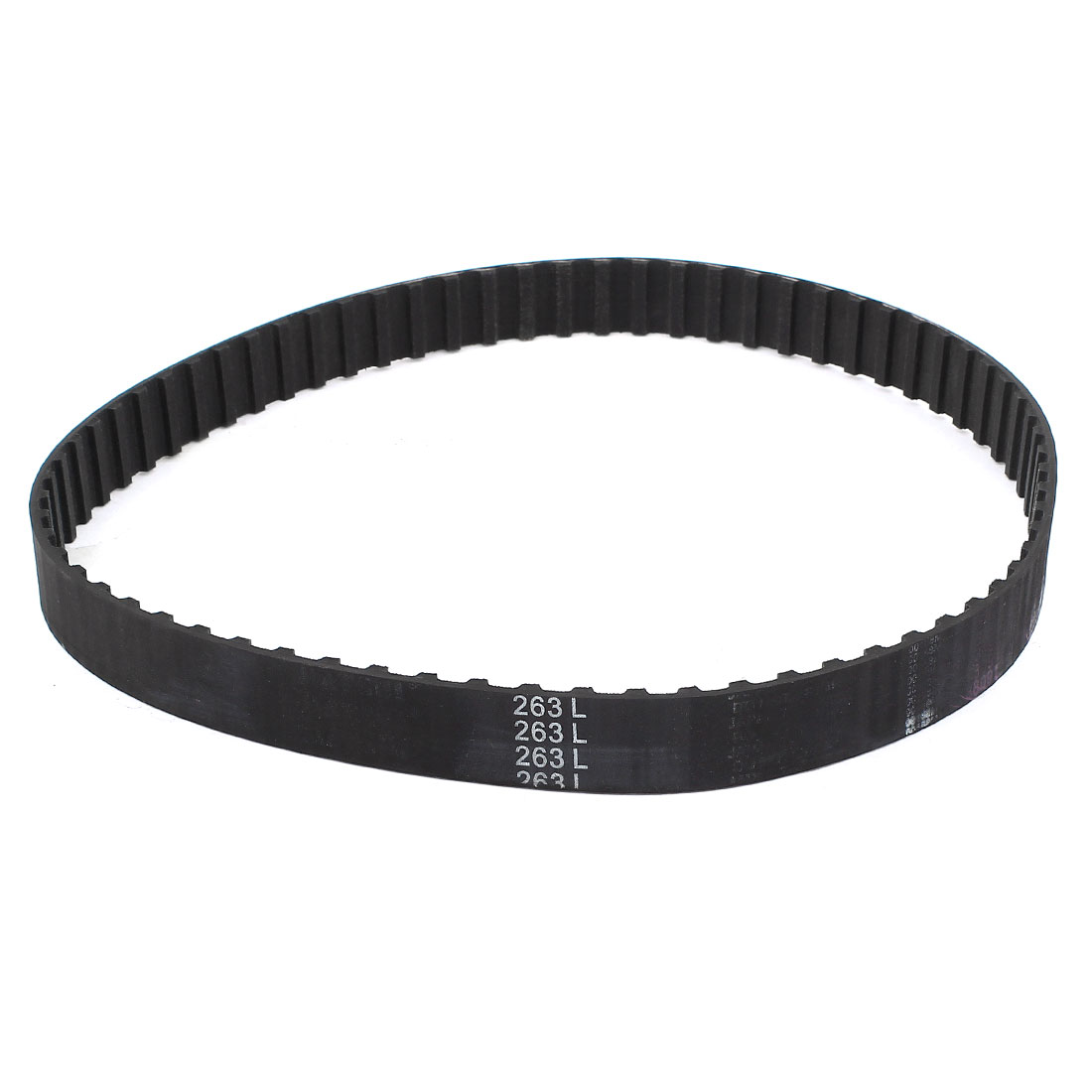 "263L 26.3"" Girth 9.525mm Pitch 70-Teeth Black Rubber Industrial Synchro Machine Synchronous Timing Belt"