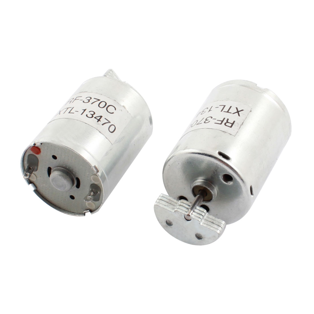 2Pcs Car Toy DC 6-9V 4300RPM 2-Terminal Soldering Vibration Motor