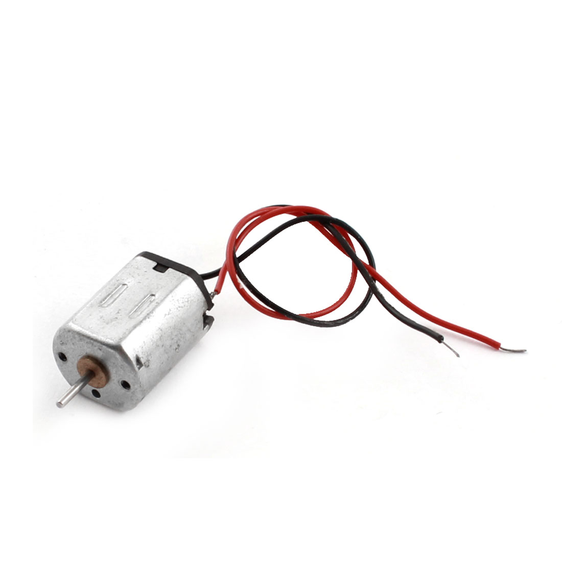 DC 3V 8500RPM High Torque Cylinderical Miniature Electric Motor Two Wire Leads