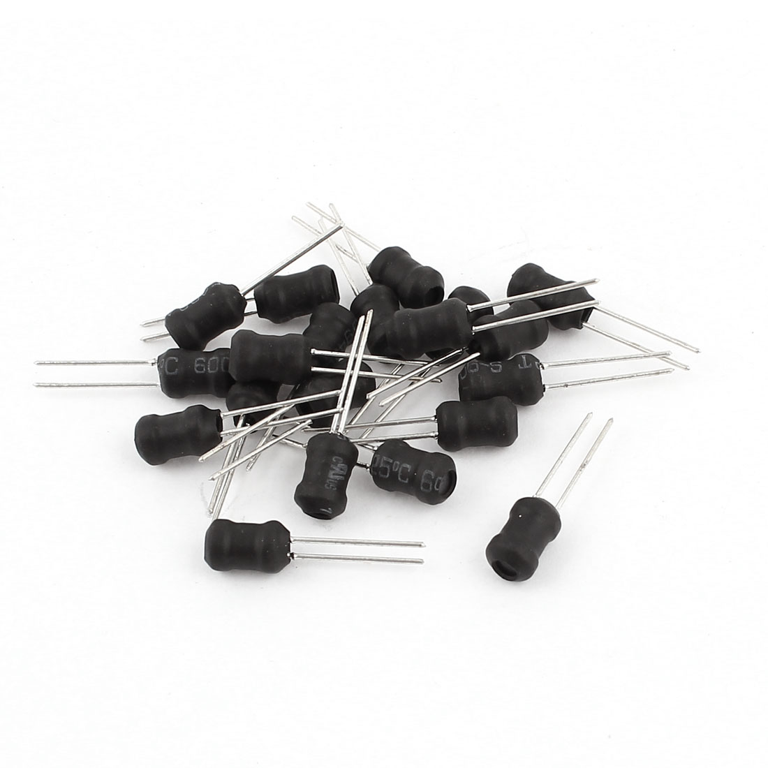 20PCS Electric Component 331K 330uH 500mA 5x7mm 10% Radial Inductors