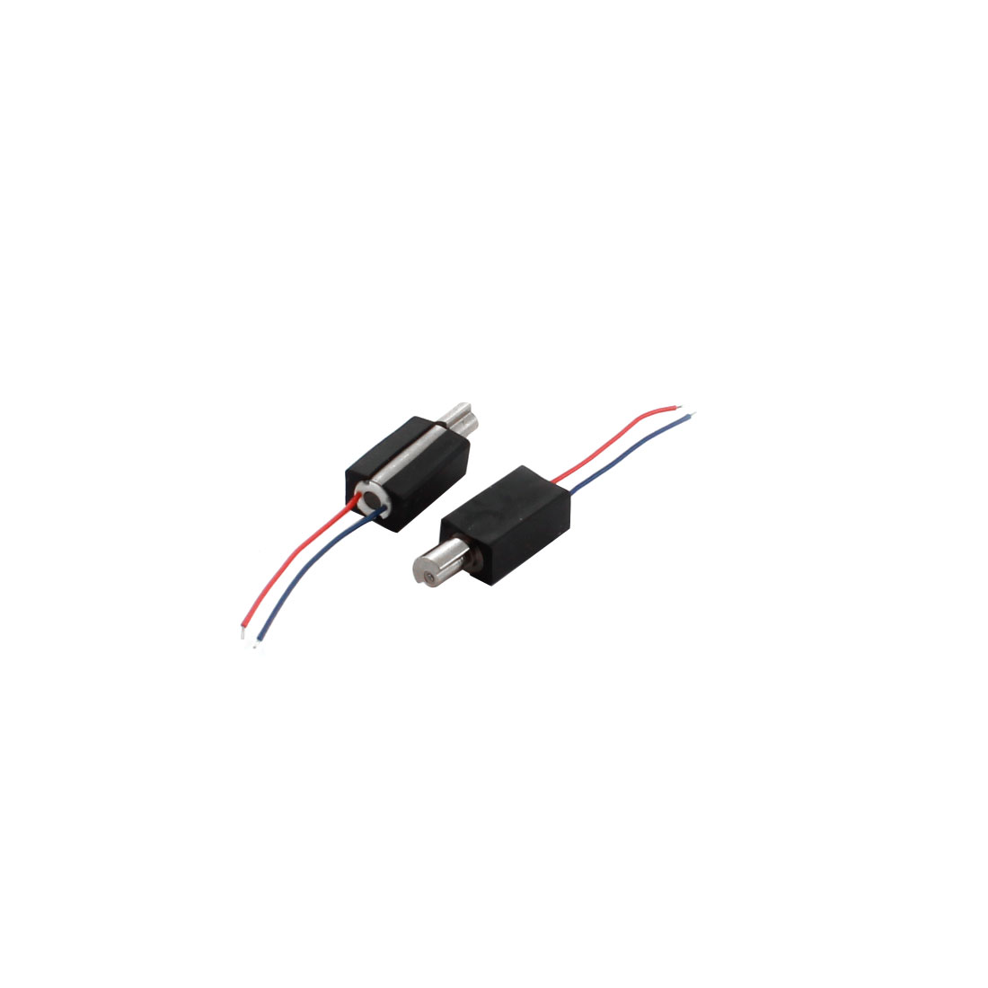 2Pcs DC 3V 1000RPM Micro Coreless Vibrating Motor for Model Aircraft PDAs