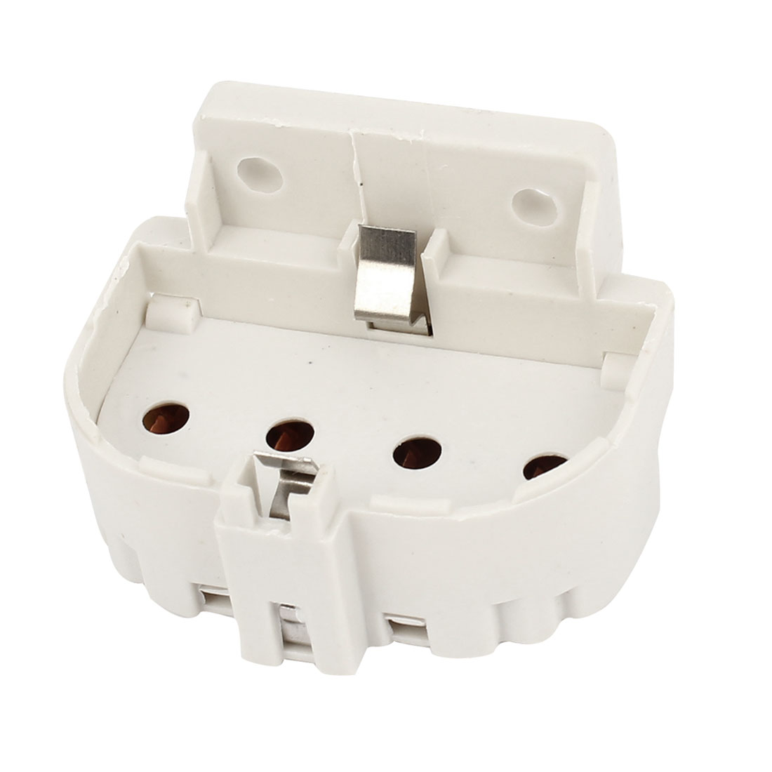 AC 220V 4-pin 2G11 Socket Energy Saving Lamp Holder Adapter
