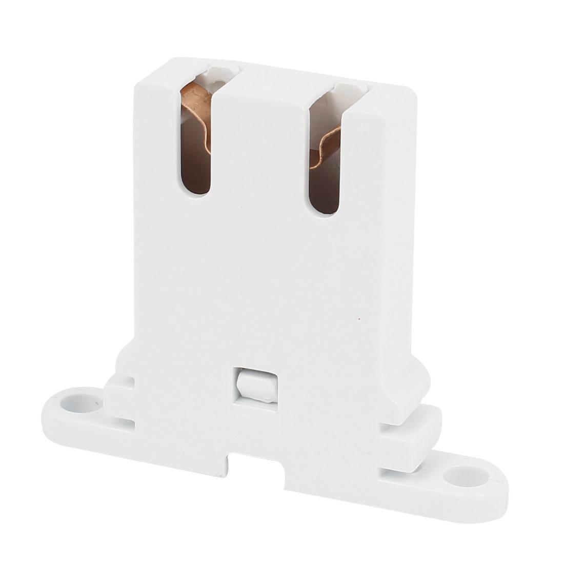 AC 250V 3A T8 Socket Aging Test Energy Saving Lamp Holder