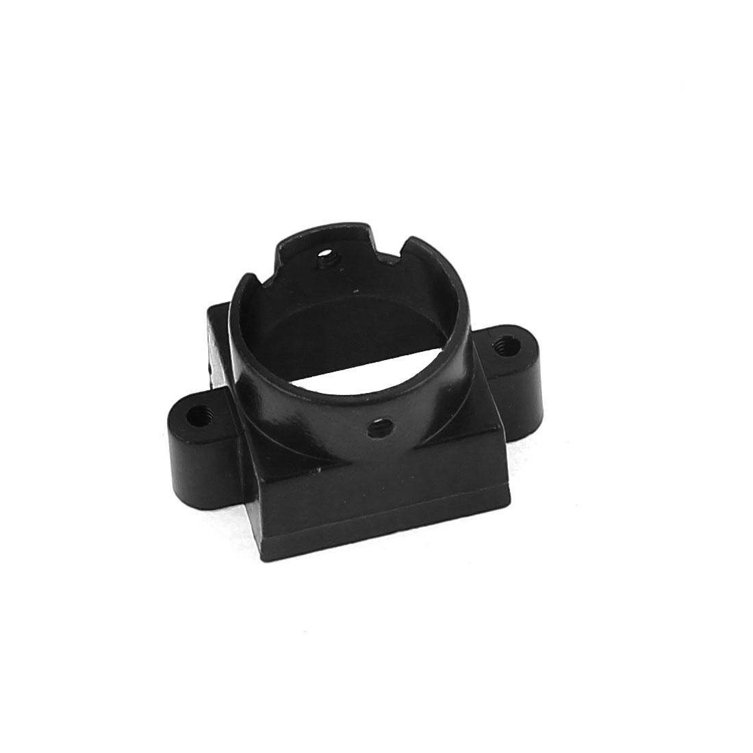 Black Metal HD52 M12 CCTV Camera CCD Lens Mount Holder 22mm Spacing
