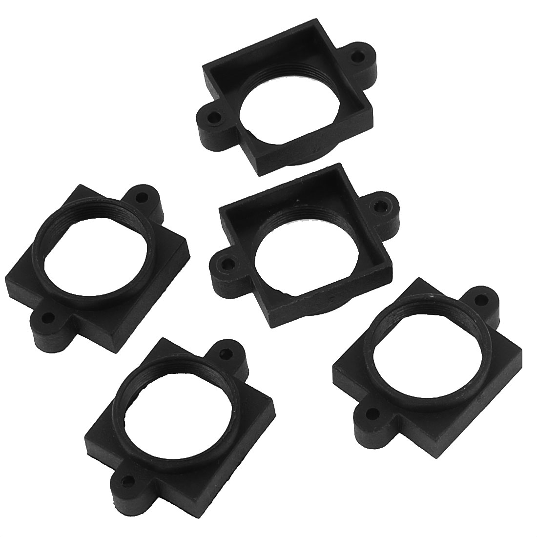 5 Pcs HD28 M12 CCTV Camera CCD Lens Mount Holder 18mm Spacing