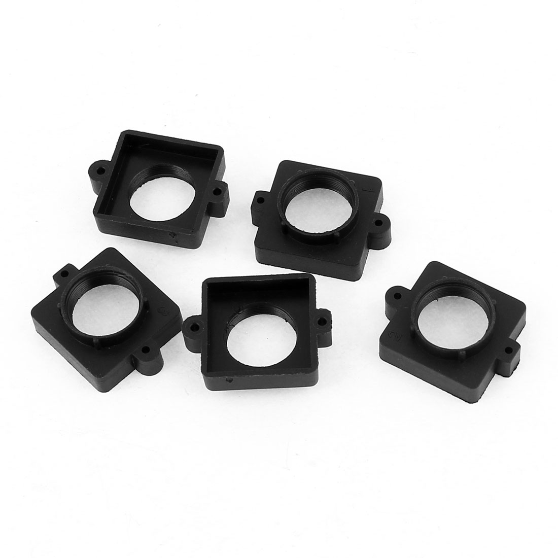 5 Pcs HD27 M12 CCTV Camera CCD Lens Mount Holder 20mm Spacing