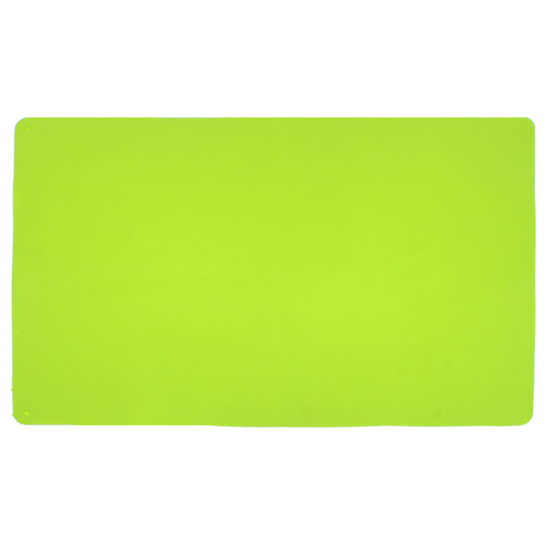 Rectangle Silicone Heat Resistant Cup Pot Bowl Table Mat Pad Coaster Green