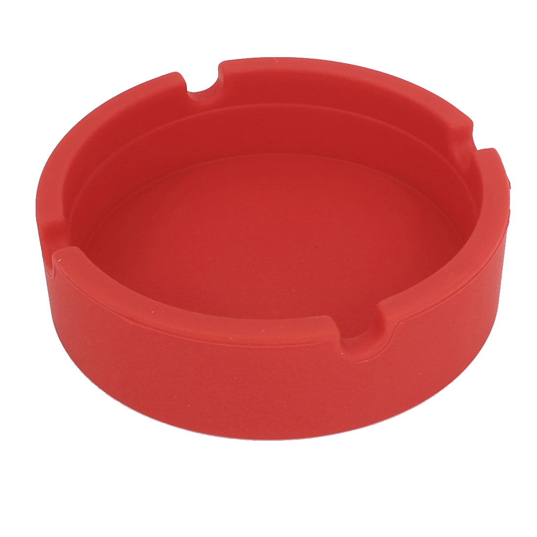 Home Red Silicone Juice Wine Bottle Coffee Cup Coaster Container