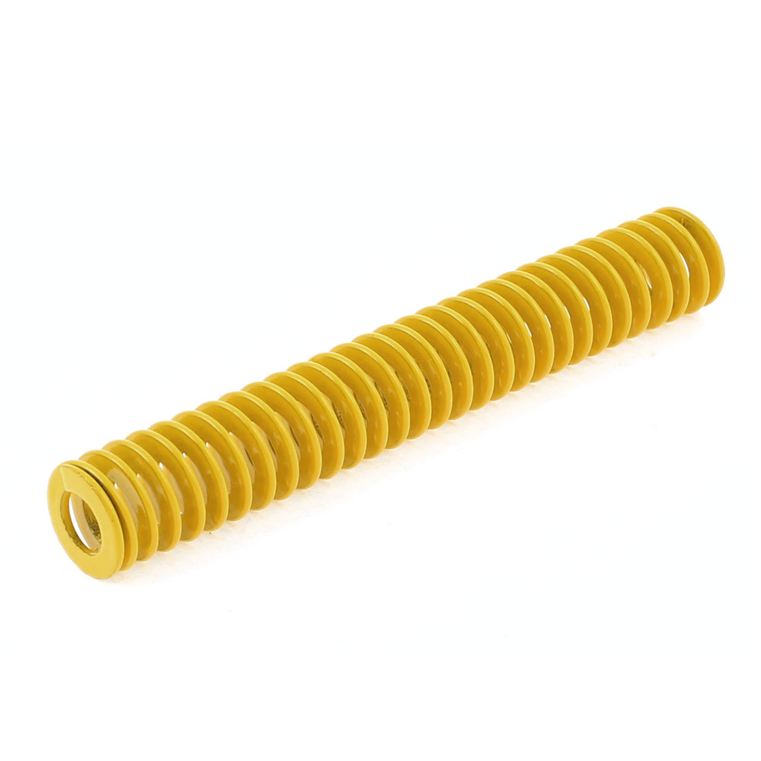 Yellow Chromium Alloy Steel Tubular Section Mould Die Spring 12x6x80mm