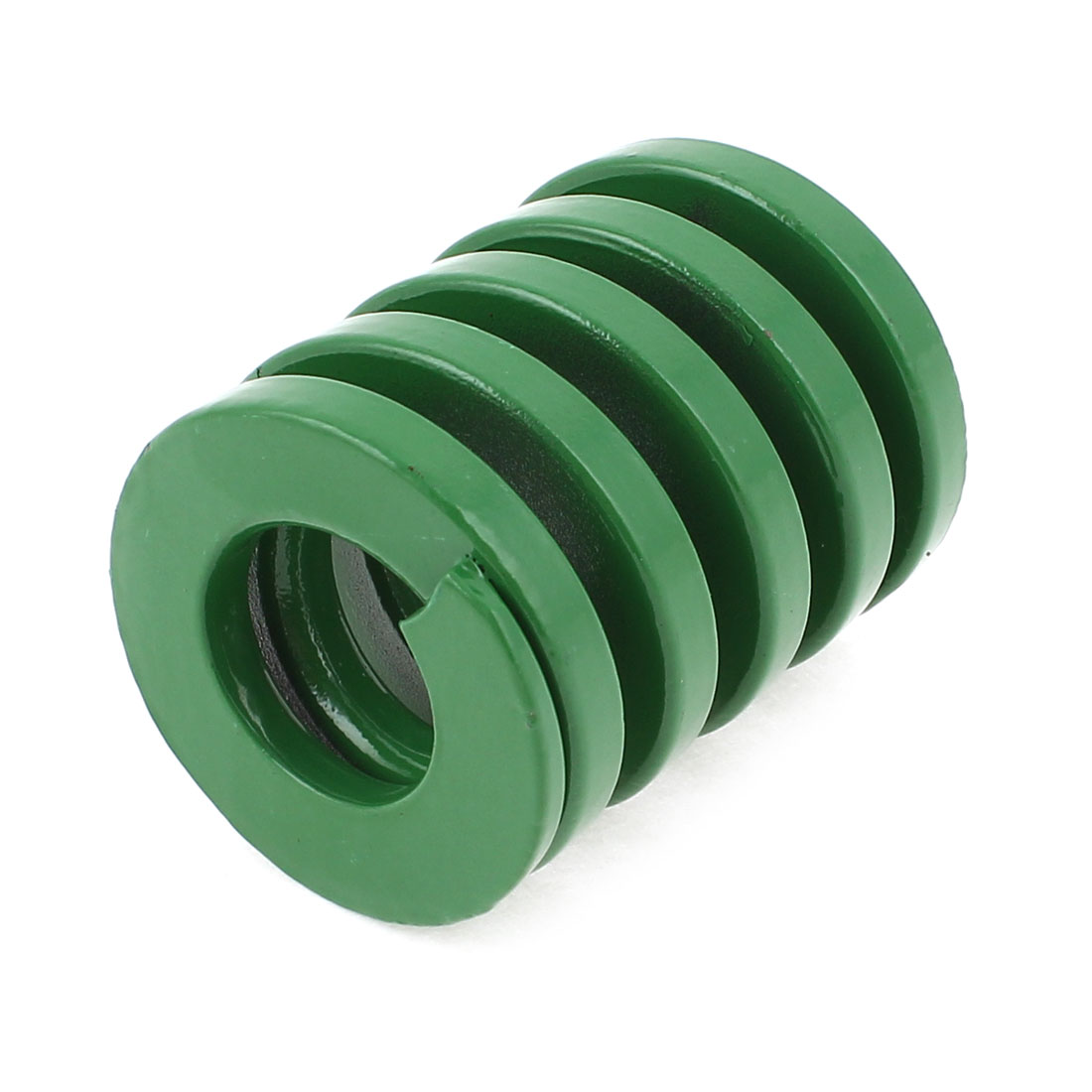 40mm x 20mm x 50mm Green Chromium Alloy Steel Compression Die Spring