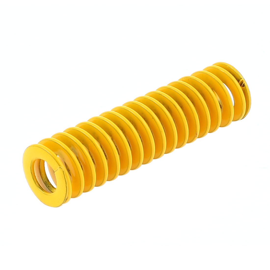 12x6x45mm Yellow Chromium Alloy Steel Tubular Section Mould Die Spring