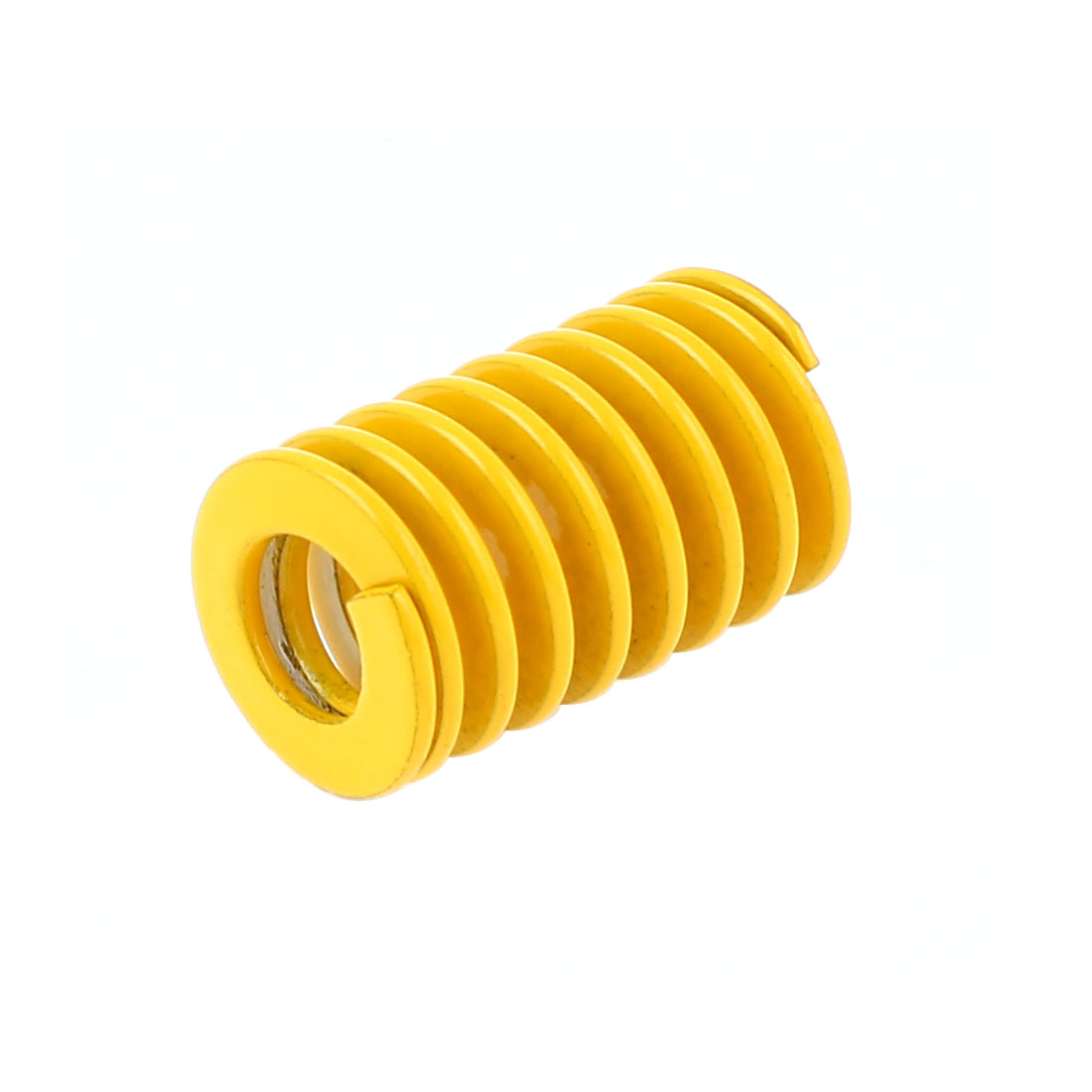 Yellow Chromium Alloy Steel Tubular Section Mould Die Spring 16x8x25mm