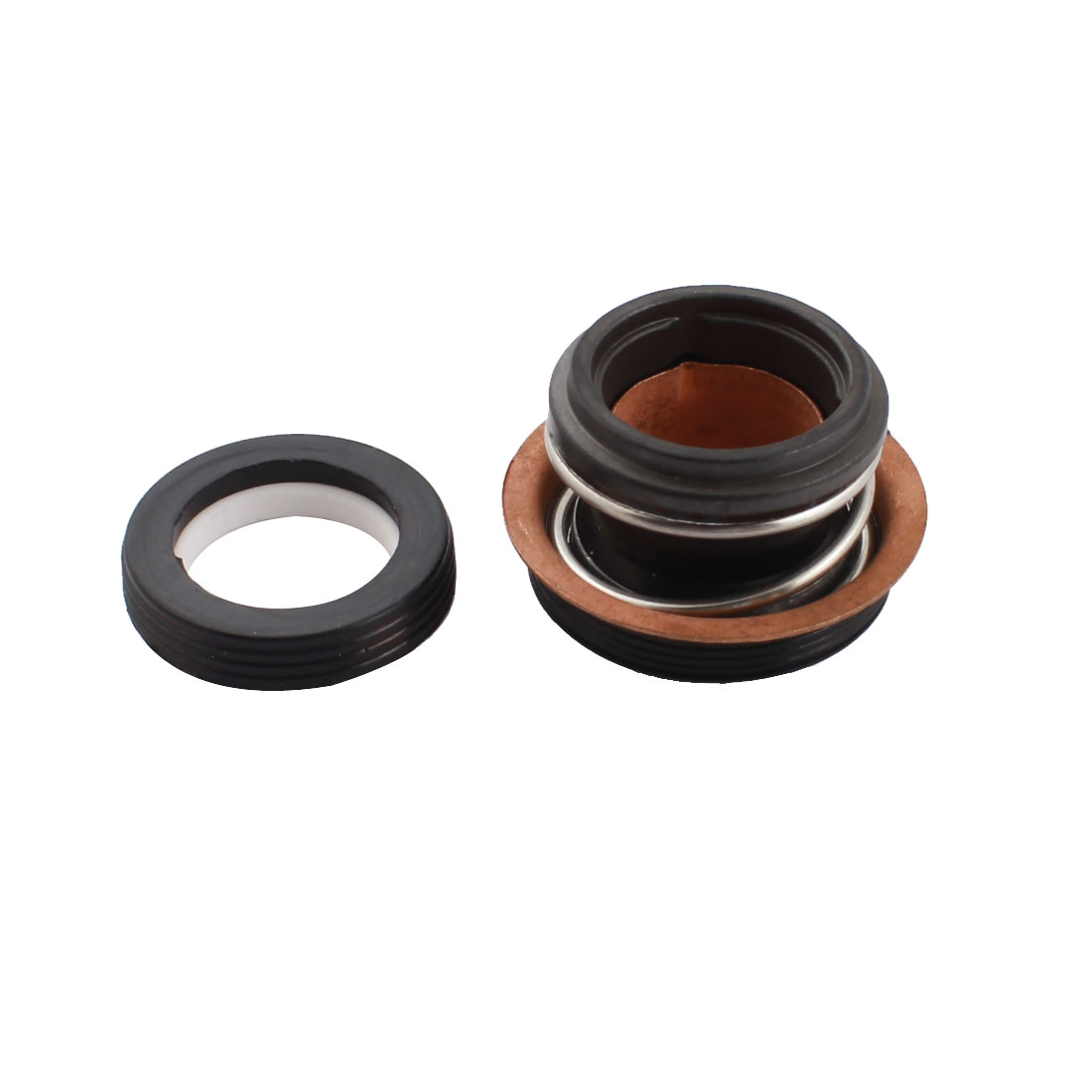 Home Water Pump 25mm Diameter Rubber Bellows Sealing Shaft Mechanical Seal