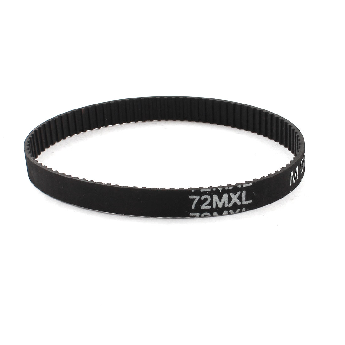 "72MXL025 90-Teeth 0.25"" Wide 2.032mm Pitch Black 3D Printer Groove Synchronous Timing Belt 7.2"" Girth"