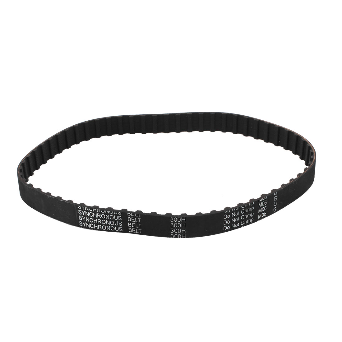 Drying Machine Spare Parts Timing Belt 60 Teeth 19.1mm Width 300H 075
