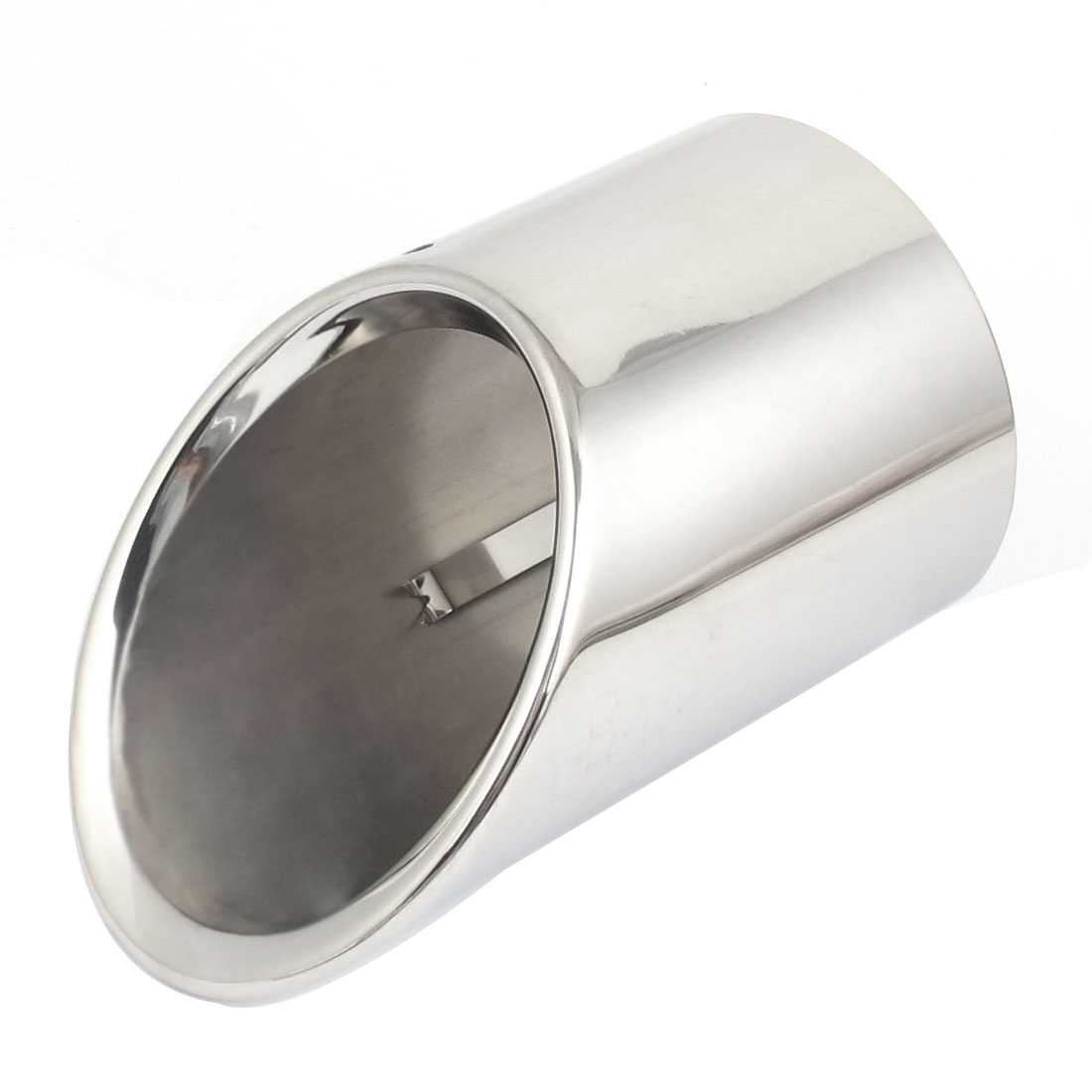 "3.8"" Inlet Dia Stainless Steel Exhaust Pipe Tail Muffler Tip for Malibu"