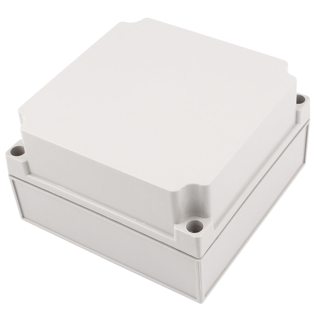 175mm x 175mm x 100mm Waterproof Plastic Sealed DIY Joint Electrical Junction Box