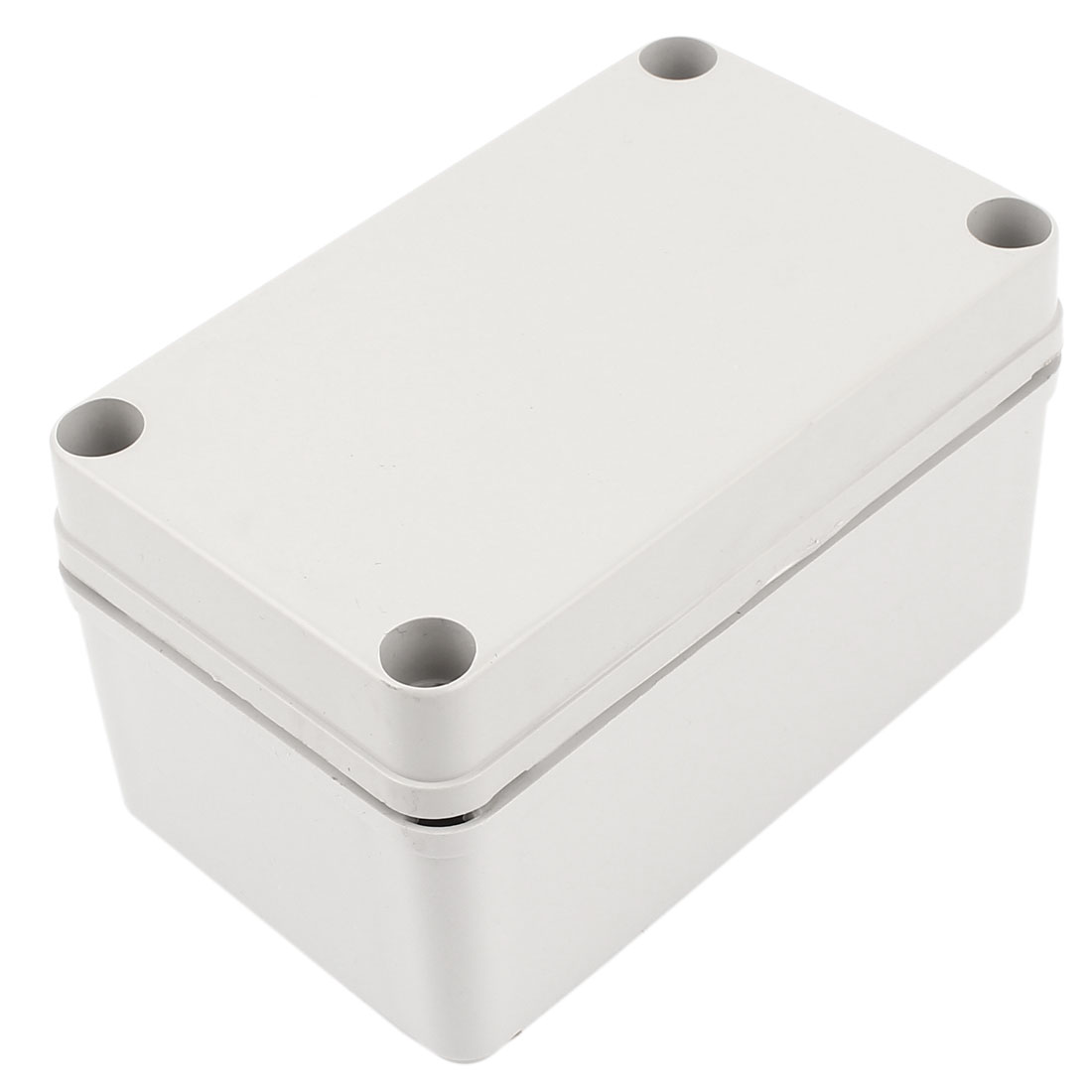 130mm x 80mm x 70mm Waterproof Plastic Sealed DIY Joint Electrical Junction Box