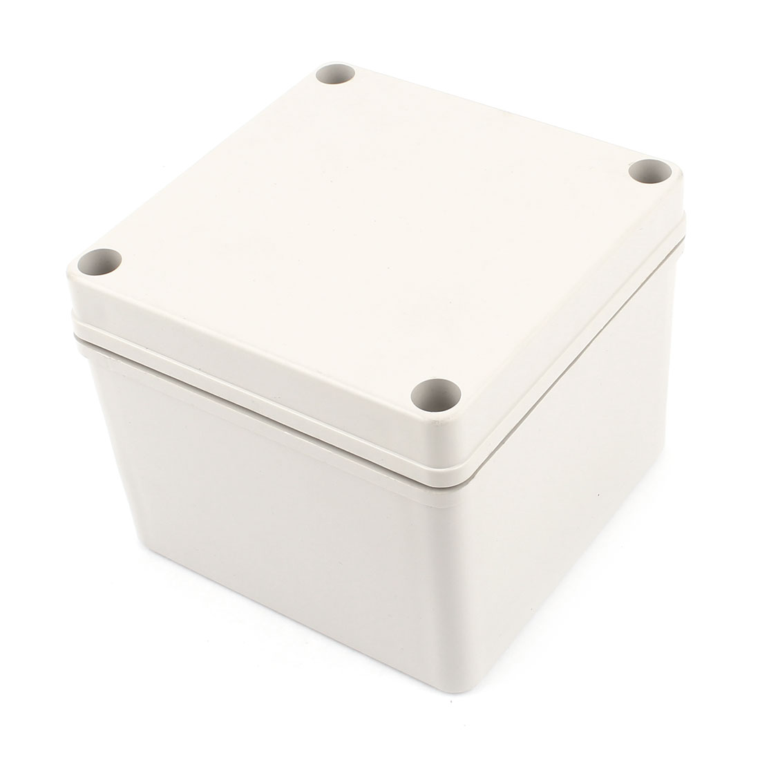 125mm x 125mm x 100mm Waterproof Plastic Sealed Electrical Junction Box Enclosure