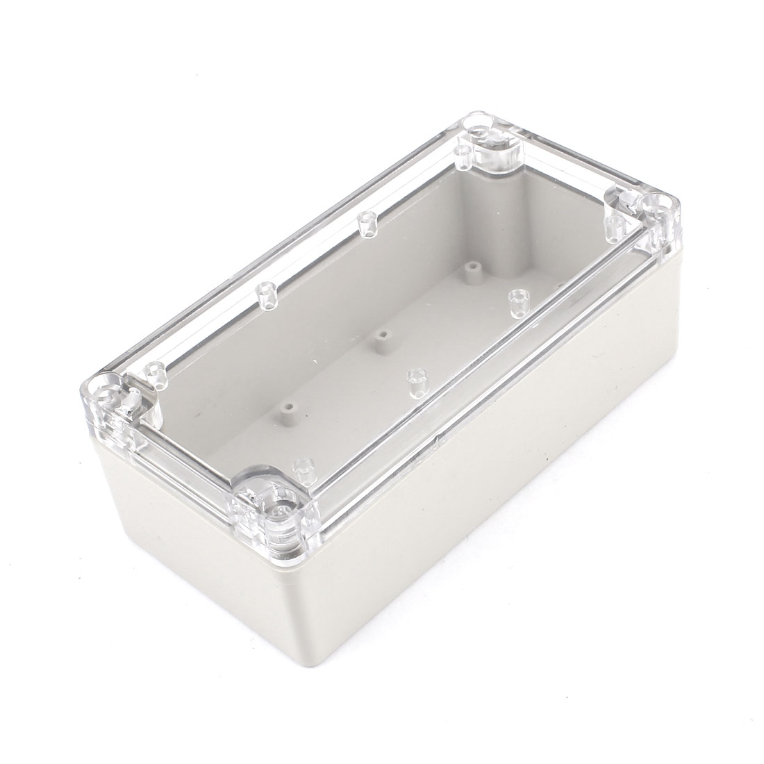 160mm x 80mm x 50mm Waterproof Plastic Sealed DIY Joint Electrical Junction Box
