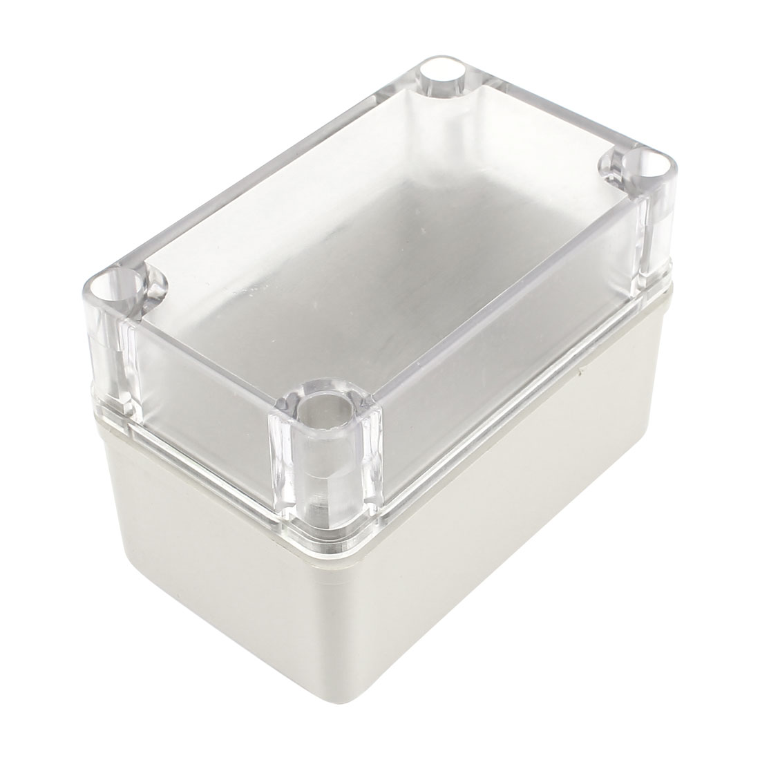 125mm x 80mm x 85mm Waterproof Plastic Sealed DIY Joint Electrical Junction Box