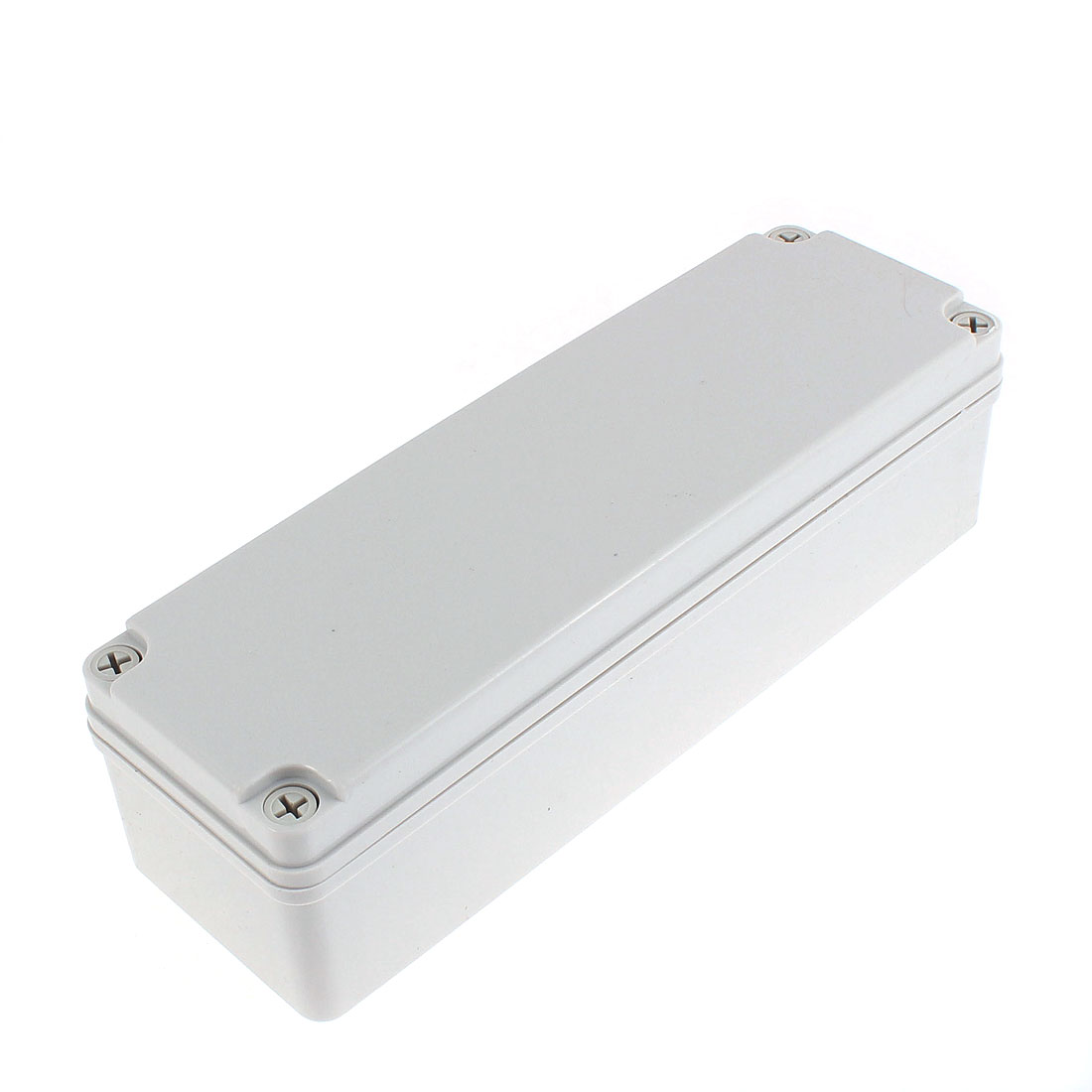 250mm x 80mm x 70mm Plastic Water Resistant Sealed DIY Joint Electrical Junction Box