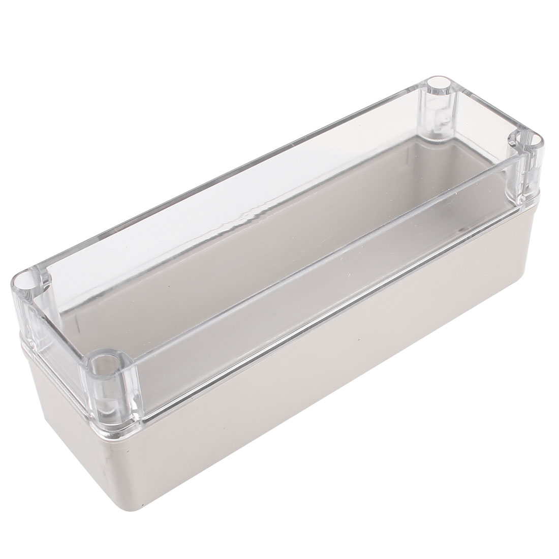 250mm x 80mm x 85mm Waterproof Plastic Sealed DIY Joint Electrical Junction Box