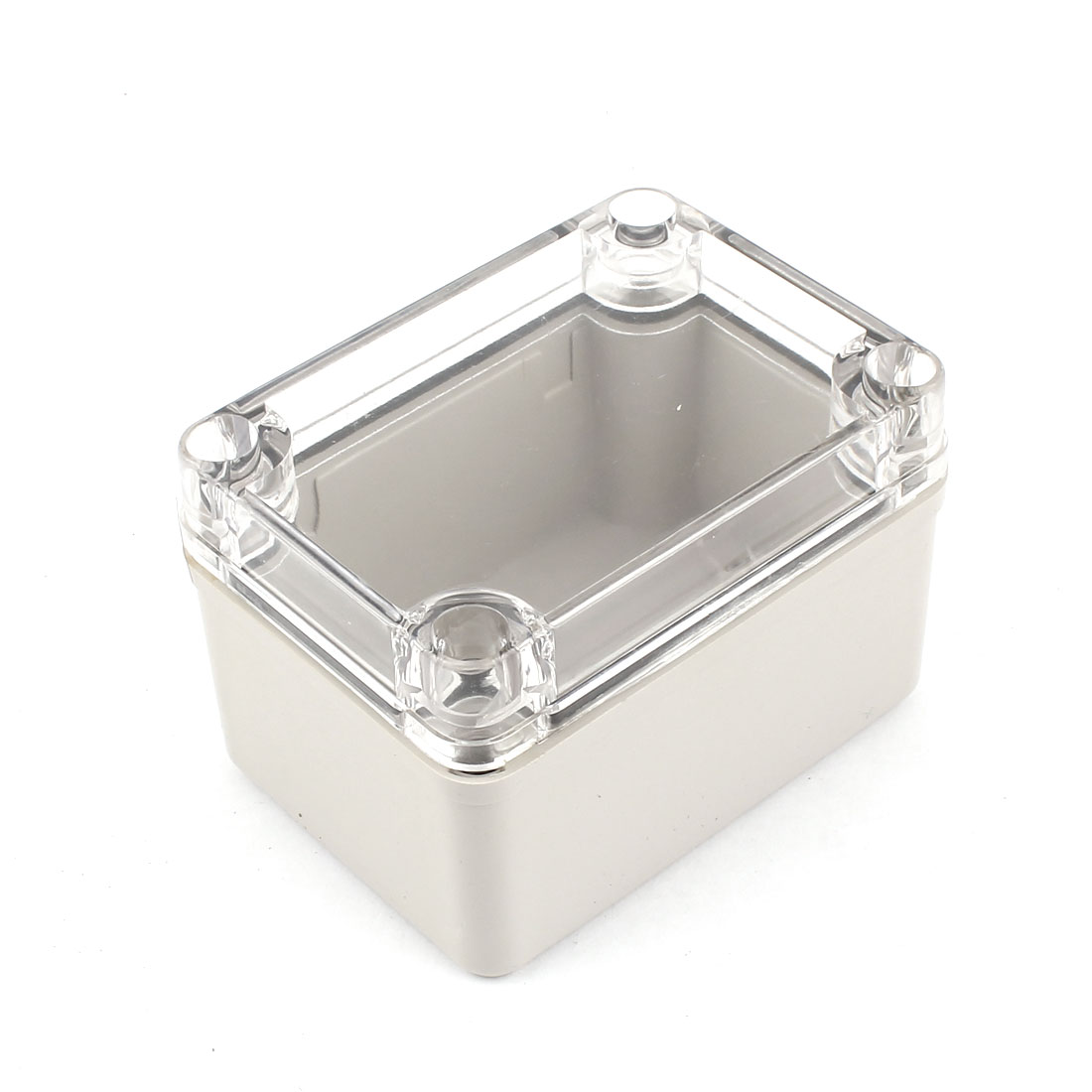 110mm x 80mm x 70mm Waterproof Plastic Sealed DIY Joint Electrical Junction Box