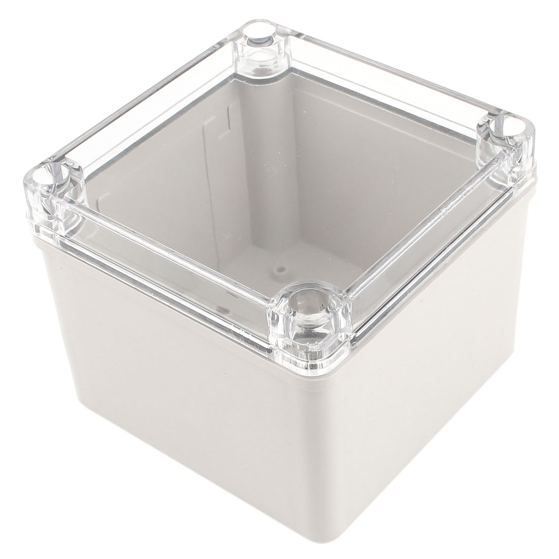 125mm x 125mm x 100mm Waterproof Plastic Sealed DIY Joint Electrical Junction Box