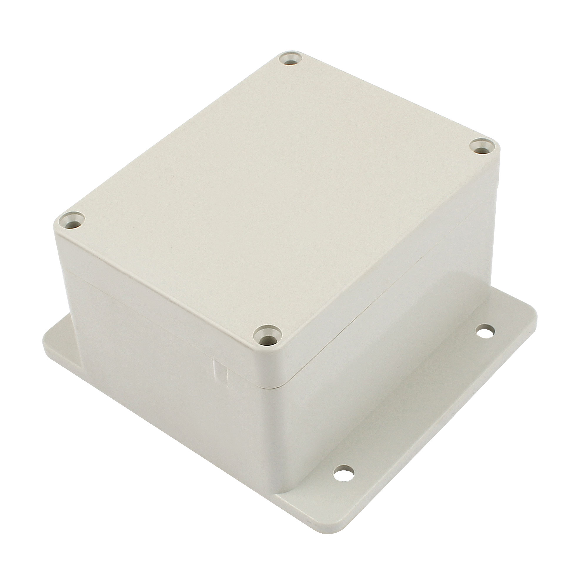 115mm x 90mm x 70mm Plastic Dustproof IP65 Sealed DIY Joint Electrical Junction Box