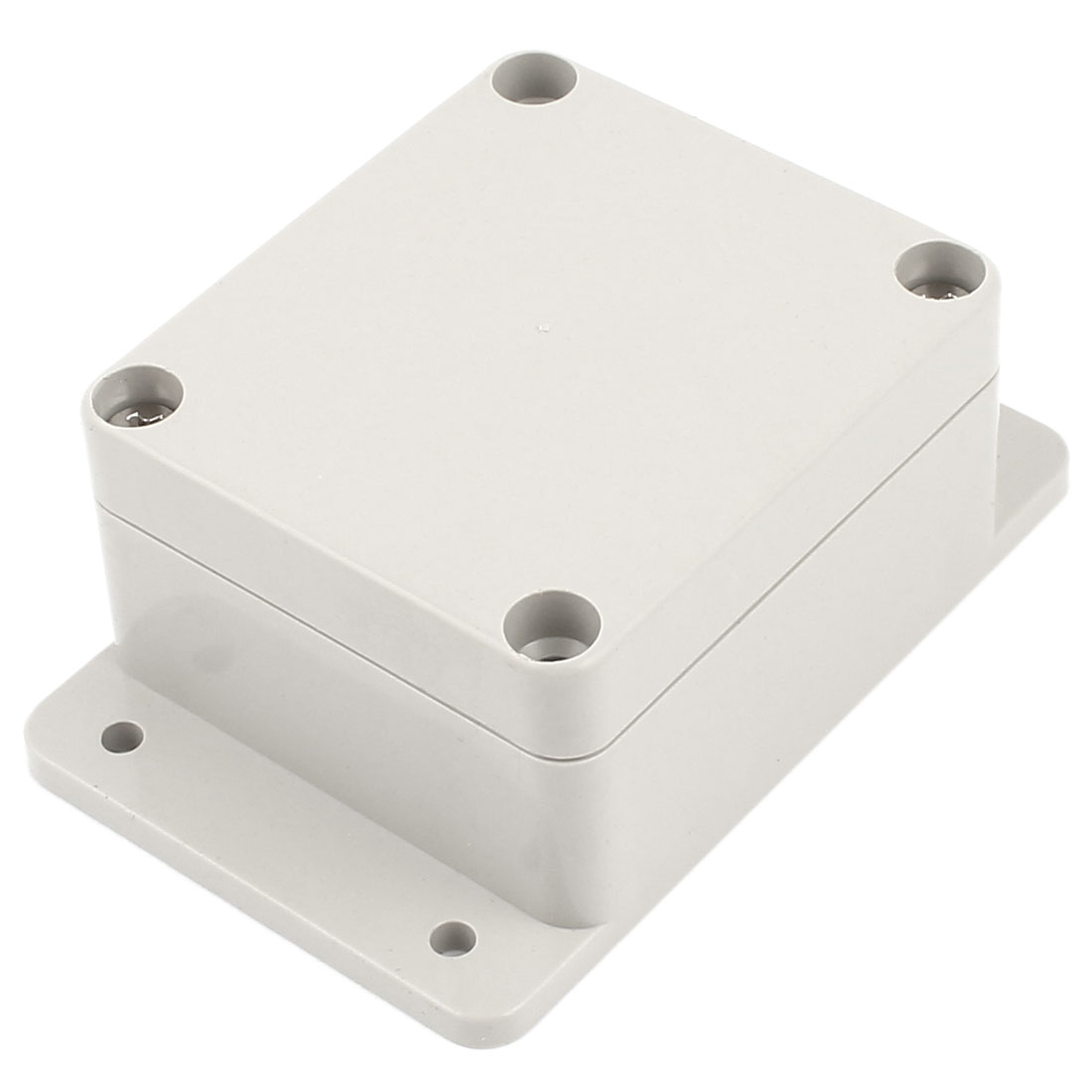 63mm x 58mm x 35mm Waterproof Plastic Sealed DIY Joint Electrical Junction Box