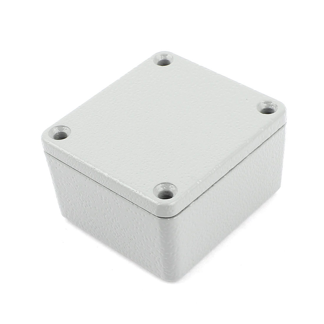 64mm x 58mm x 35mm Waterproof Aluminium Alloy Sealed Electrical Junction Box