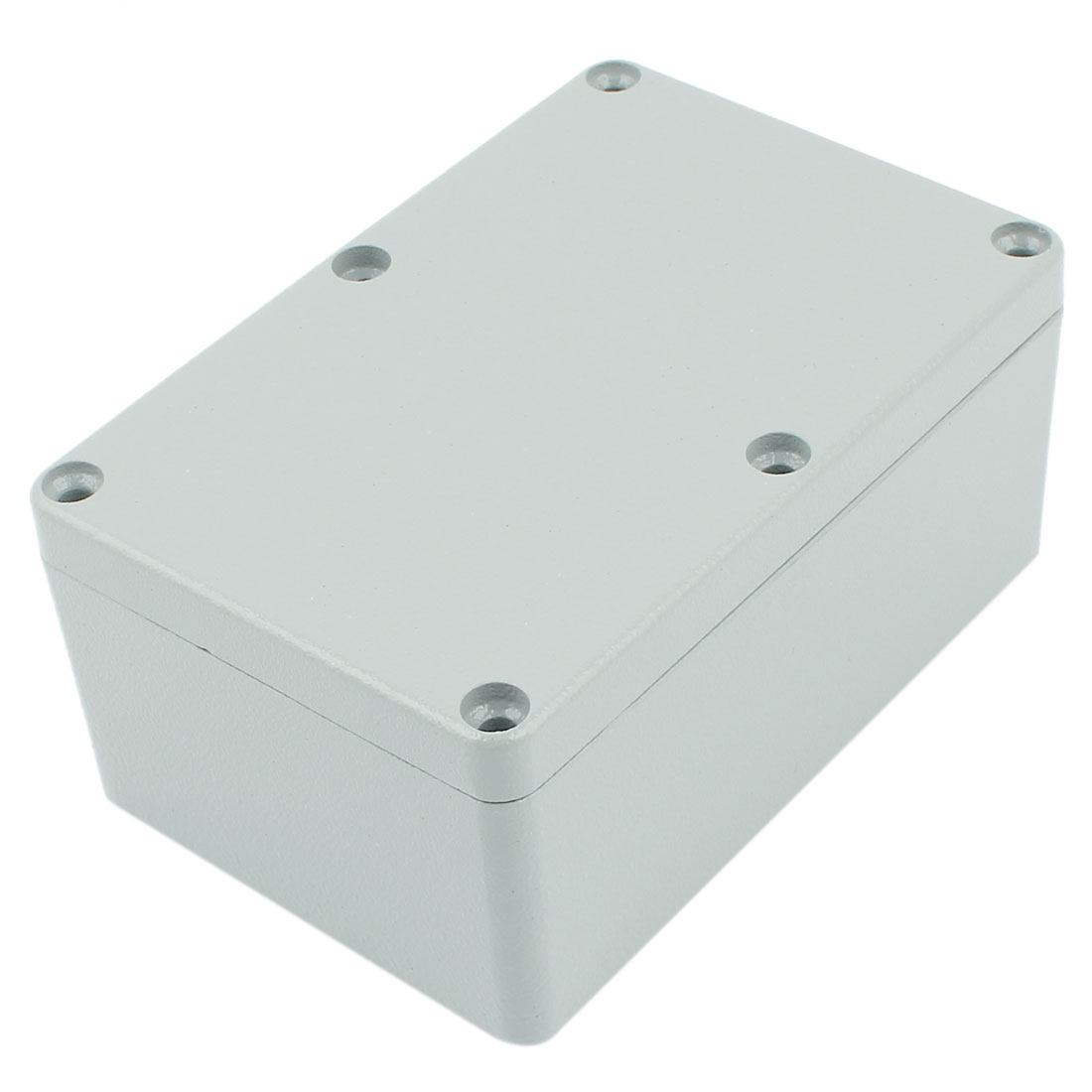 120mm x 80mm x 55mm Waterproof Aluminium Alloy Sealed Electrical Junction Box