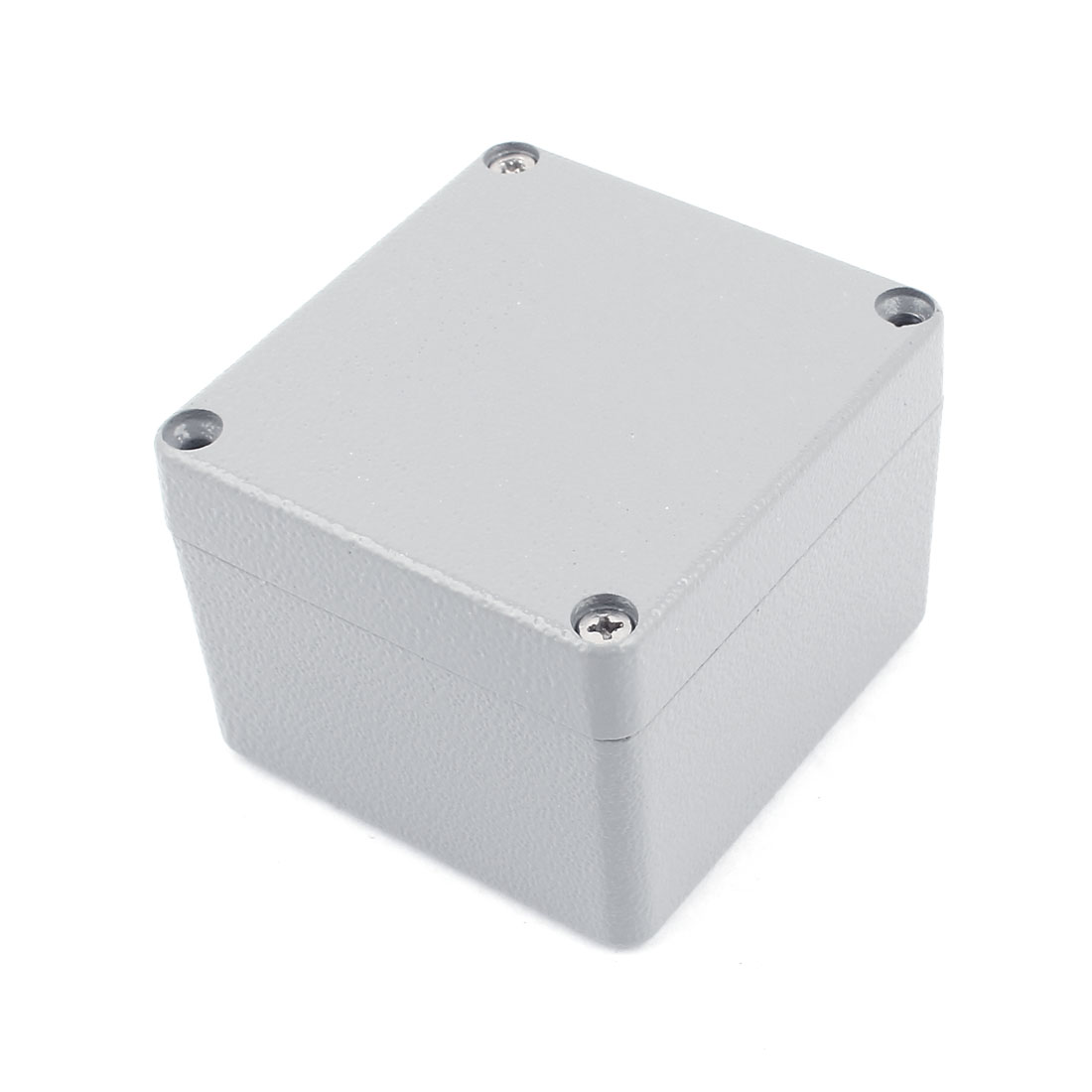 80mm x 76mm x 57mm Waterproof Aluminium Alloy Sealed Electrical Junction Box