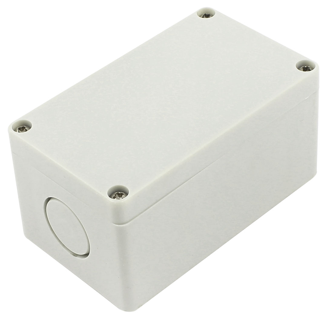 85mm x 50mm x 43mm Waterproof Plastic Sealed Electrical Junction Box