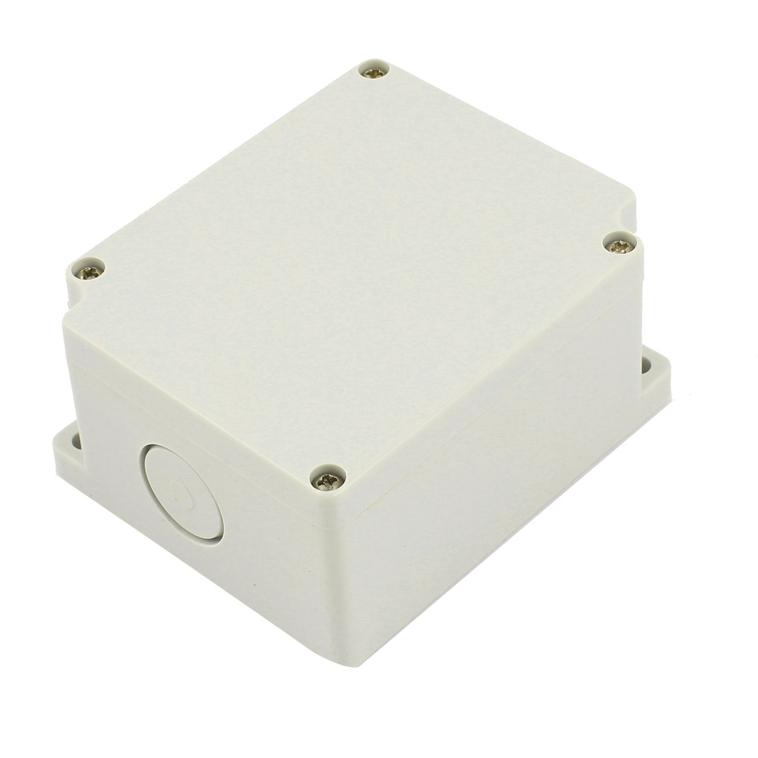 90mm x 75mm x 43mm Waterproof Plastic Sealed Electrical Junction Box