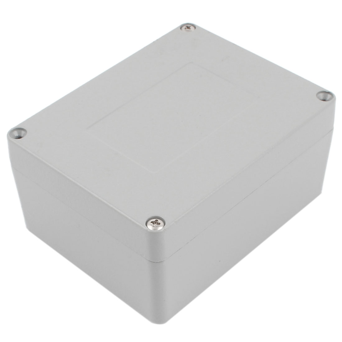 115mm x 90mm x 60mm Waterproof Aluminium Alloy Sealed Electrical Junction Box