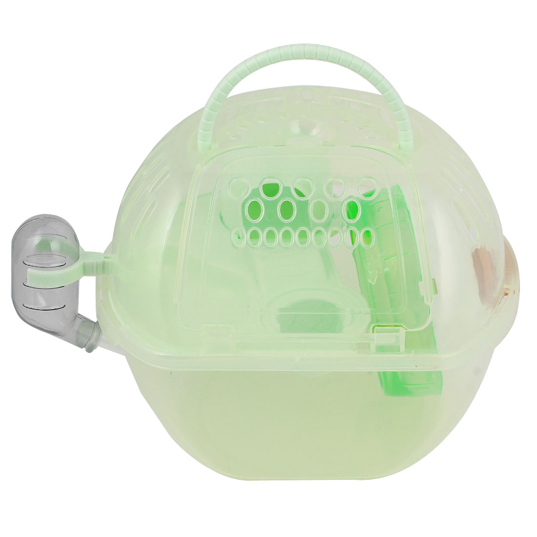 Light Green Plastic Dual Layer Rodent Breeding Pet Hamster House Cage