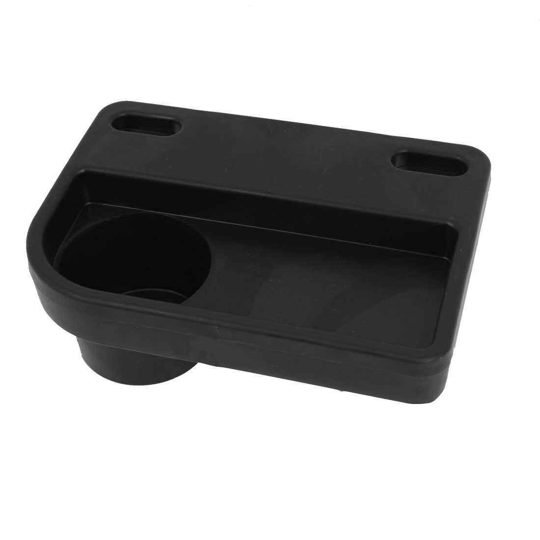 Black Plastic Drink Cup Beverage Bottle Cellphone Stand Holder for Auto Car