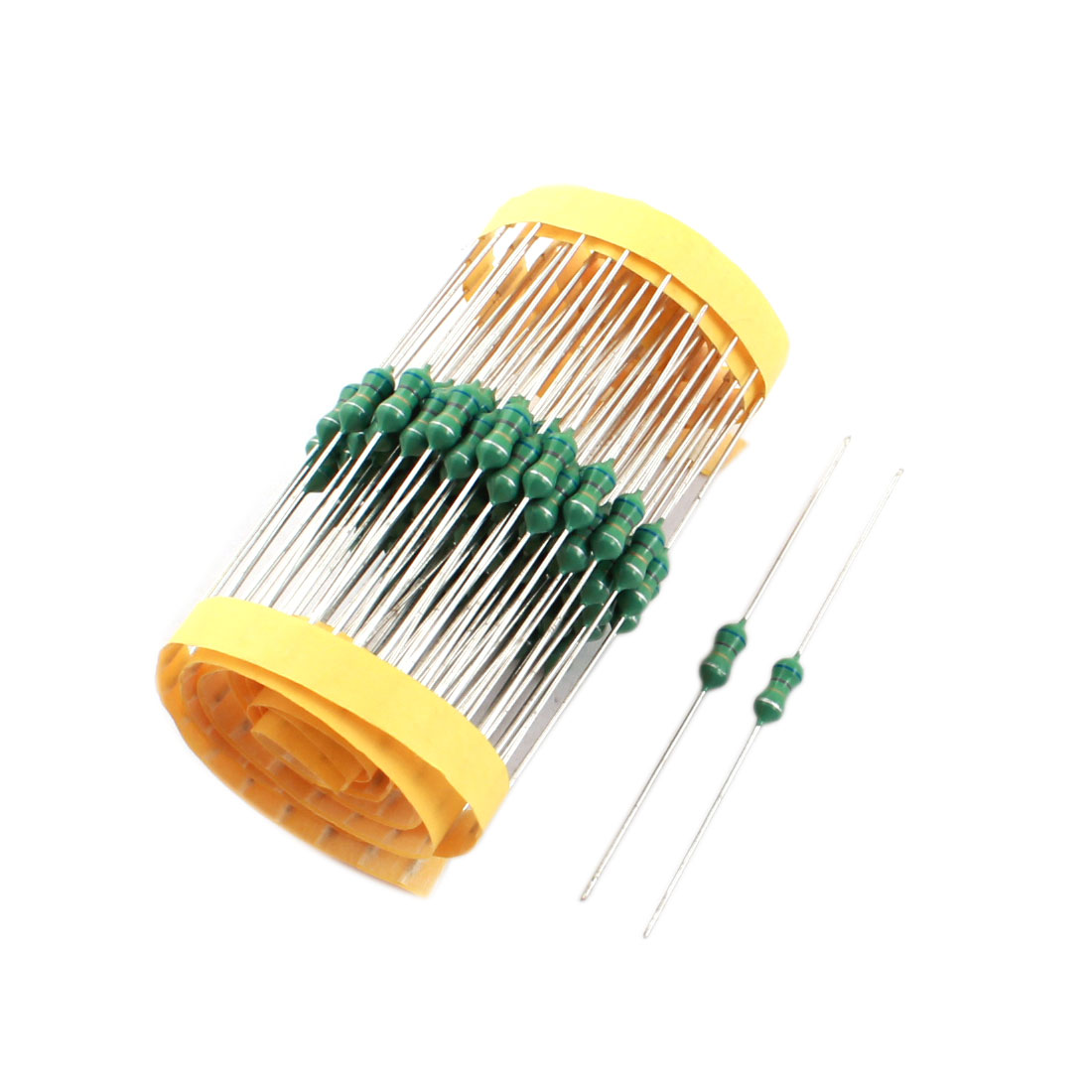 Motherboard 1/2W 6.8uH 10% 4x10mm 0410 Axial Color Ring Inductors 100pcs