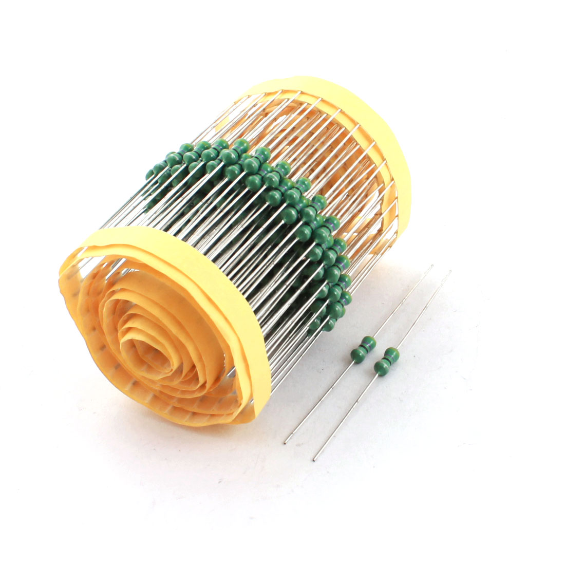 Motherboard 1/2W 47uH 10% 4x10mm 0410 Axial Color Ring Inductors 200pcs