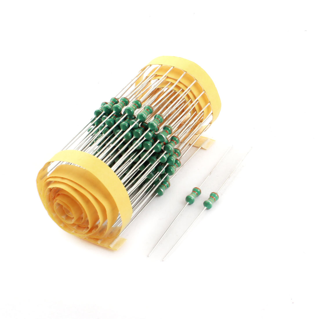 Motherboard 1/2W 3.3uH 10% 4x10mm 0410 Axial Color Ring Inductors 100pcs