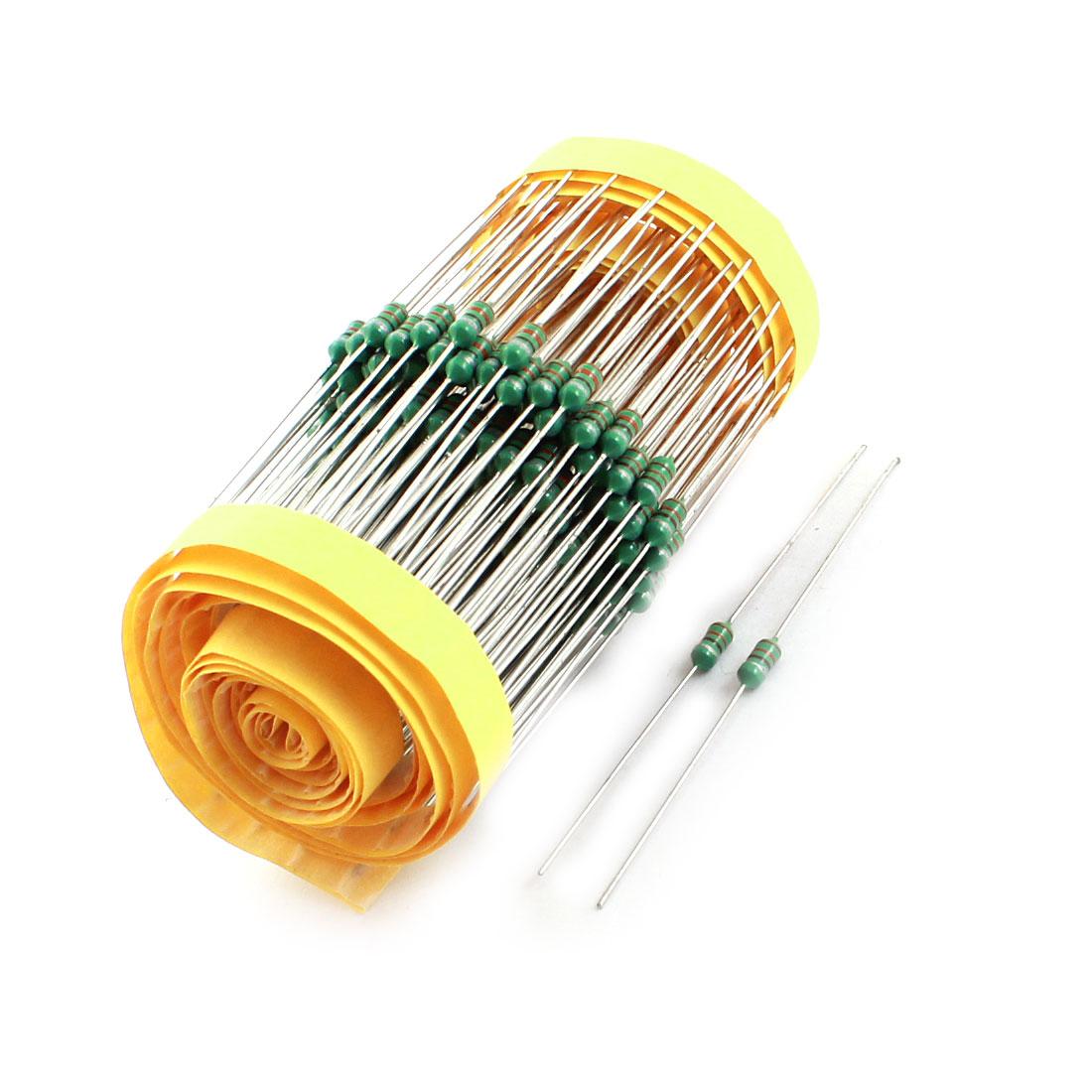 200Pcs PCB Board Parts 1/4W 330uH 10% Color Ring Inductors 0307 3x7mm
